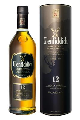 Glenfiddich Scotch 86@